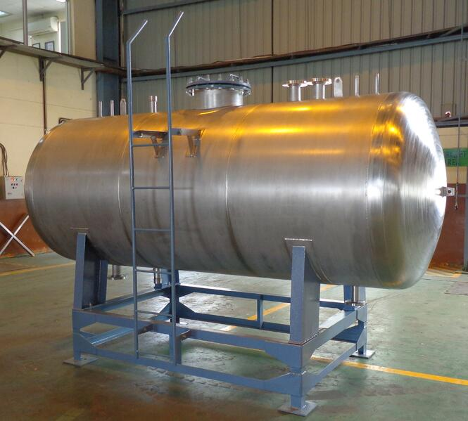 Cylendrical tank