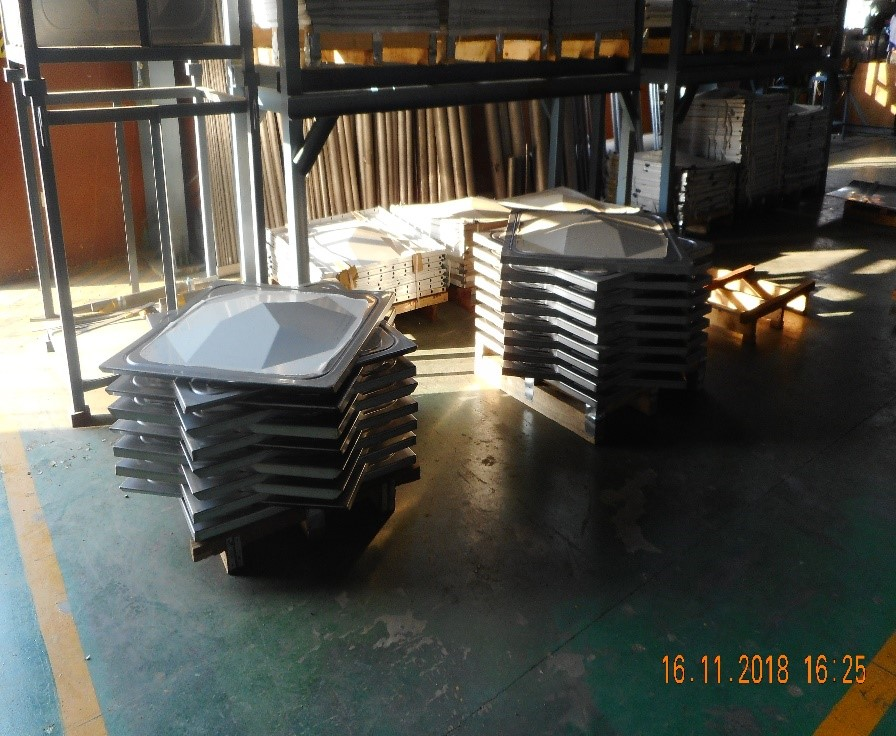Tank Panels